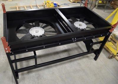 Roof-Top Compressor Cooler