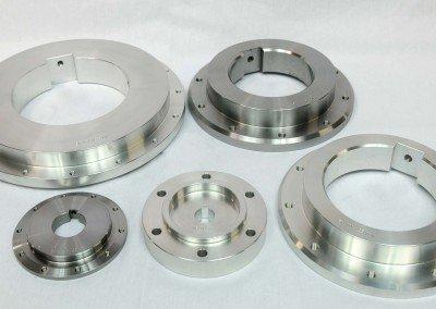 Aluminum and Steel Bushings