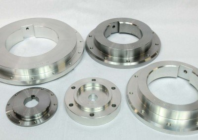 Aluminum and Steel Bushings