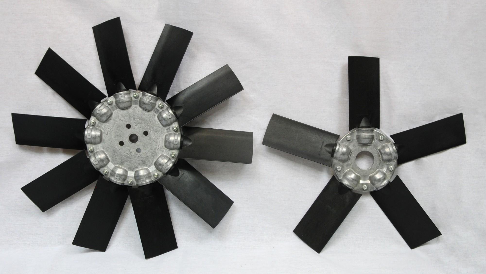 Caterpillar Replacement Fans | Breeza Industrial